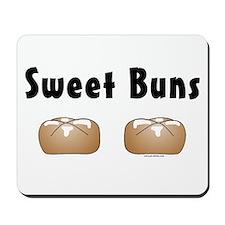 Sweet Buns Mousepad