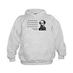 Charles Dickens 10 Hoodie