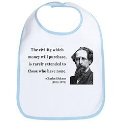 Charles Dickens 10 Bib
