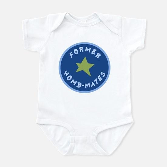 FORMER WOMBMATES Infant Bodysuit