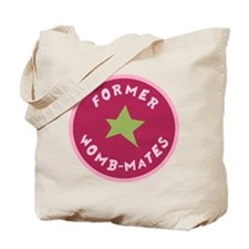 FORMER WOMBMATES Tote Bag