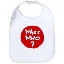 Who's WHO? Bib