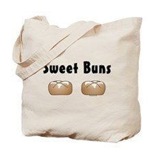 Sweet Buns Tote Bag