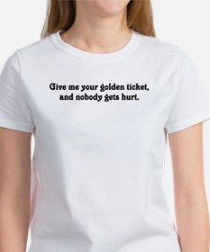 Give me your golden ticket Tee
