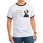 Charles Dickens 9 Ringer T