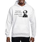 Charles Dickens 9 Hooded Sweatshirt
