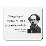 Charles Dickens 9 Mousepad
