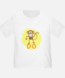 Monkey Do (yellow) T