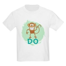 Monkey Do (green) T-Shirt