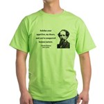 Charles Dickens 7 Green T-Shirt