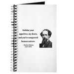 Charles Dickens 7 Journal
