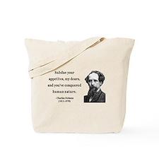 Charles Dickens 7 Tote Bag
