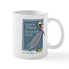 Love a Pelican mug