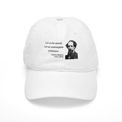Charles Dickens 5 Baseball Cap