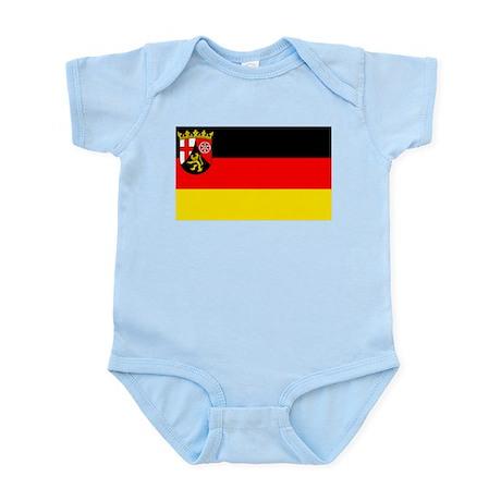 Germany - Rhineland-Palatinate Infant Creeper