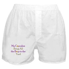 Unique Grandmas boy Boxer Shorts