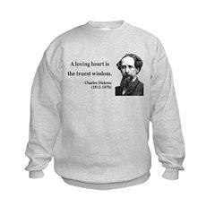 Charles Dickens 3 Sweatshirt