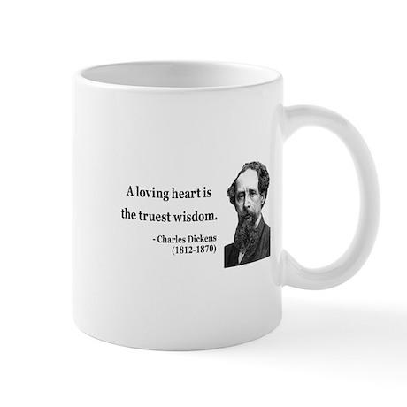 Charles Dickens 3 Mug
