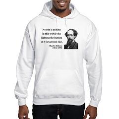 Charles Dickens 1 Hoodie