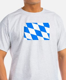 Germany - Bavaria Ash Grey T-Shirt