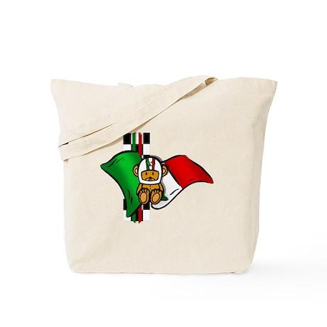 Italian Pride Racers Tote Bag