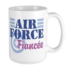 Air Force Fiancee Mug