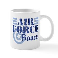 Air Force fiance Mug