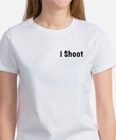i Shoot Women's T-Shirt