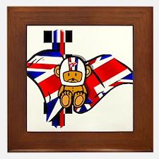 British Racing Framed Tile