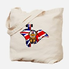 British Racing Tote Bag