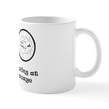 Cleavage Mug