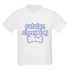 Powderpuff Catalan Sheepdog T-Shirt