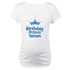 1st Birthday Prince Taivon! Shirt