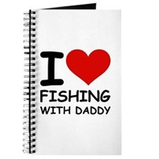 FISHING WITH DADDY Journal