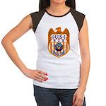 NIS Women's Cap Sleeve T-Shirt