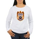 NIS Women's Long Sleeve T-Shirt