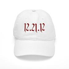 12.21.12 Baseball Cap