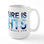 Future Is Brights Large 15oz Mug