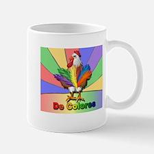 Rooster Tail De Colores Mug