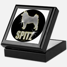 Bling Spitz Keepsake Box