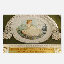 LIBRARY OF CONGRESS NORTH WAL Postcards (Package o