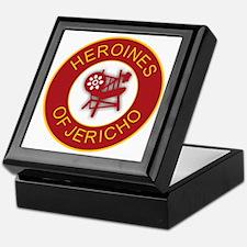 Heroines of Jericho Keepsake Box