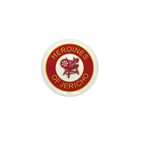Heroines of Jericho Mini Button (10 pack)