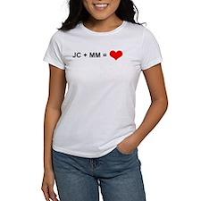 JC + MM Tee
