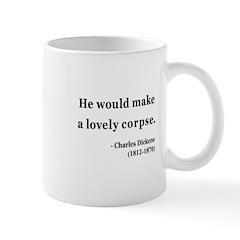 Charles Dickens 18 Mug