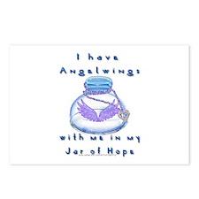 Jar of Hope Postcards (Package of 8)