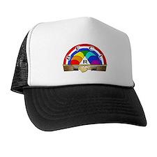RAINBOW GIRLS Trucker Hat
