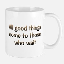 CW Good Things Mug
