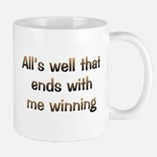 CW All's Well Mug