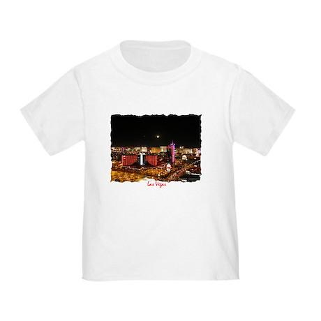 Las Vegas Nights - Toddler T-Shirt